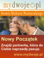 mydwoje.pl, serwis doboru partnerskiego