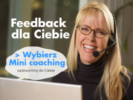 Mini coaching i Feedback do Profilu